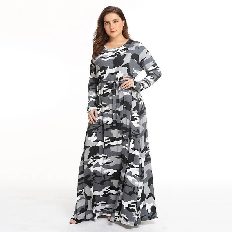 Two colors Size 18 Dresses - gray color