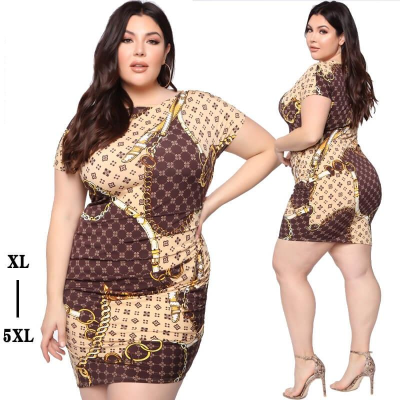Formal Dresses For Plus Size Women - yellow main picture