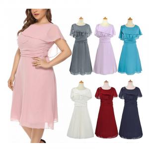 Plus Size Casual Wedding Dresses - colors