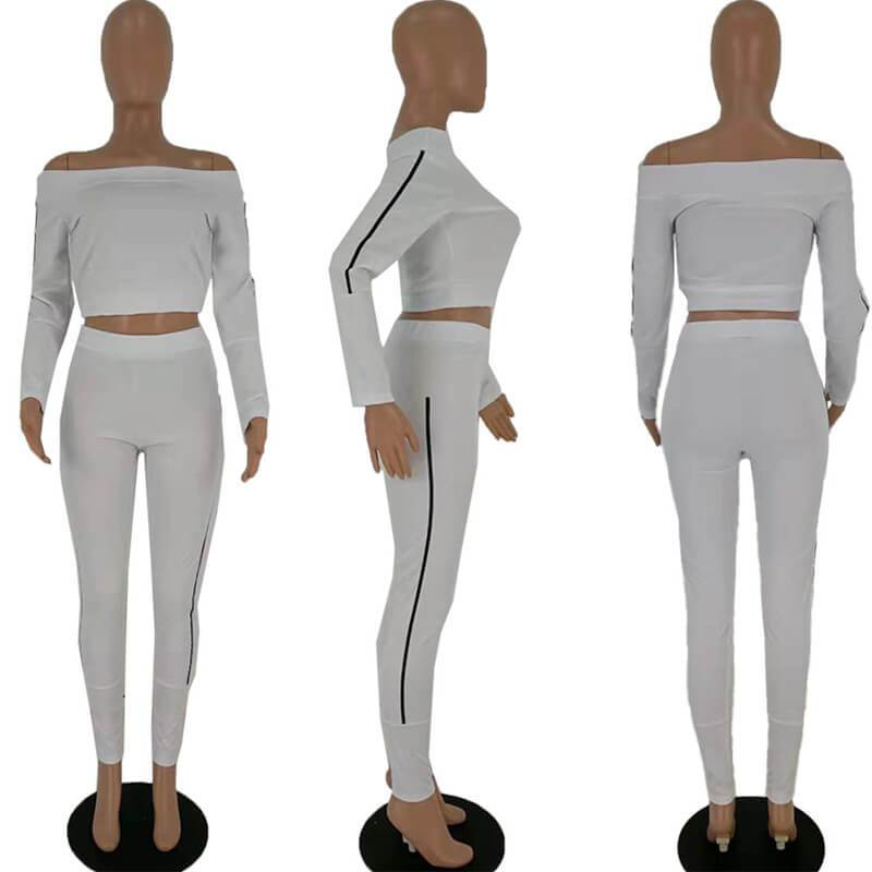 Two Piece Outfits - Model Color