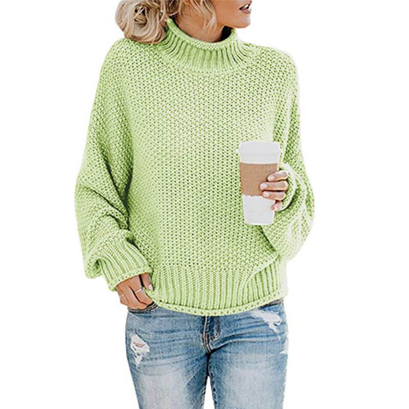 Ugly Sweater Plus Size - fruit green color