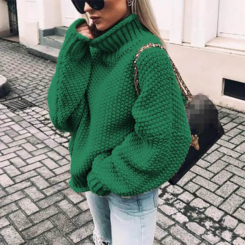 Ugly Sweater Plus Size - green color
