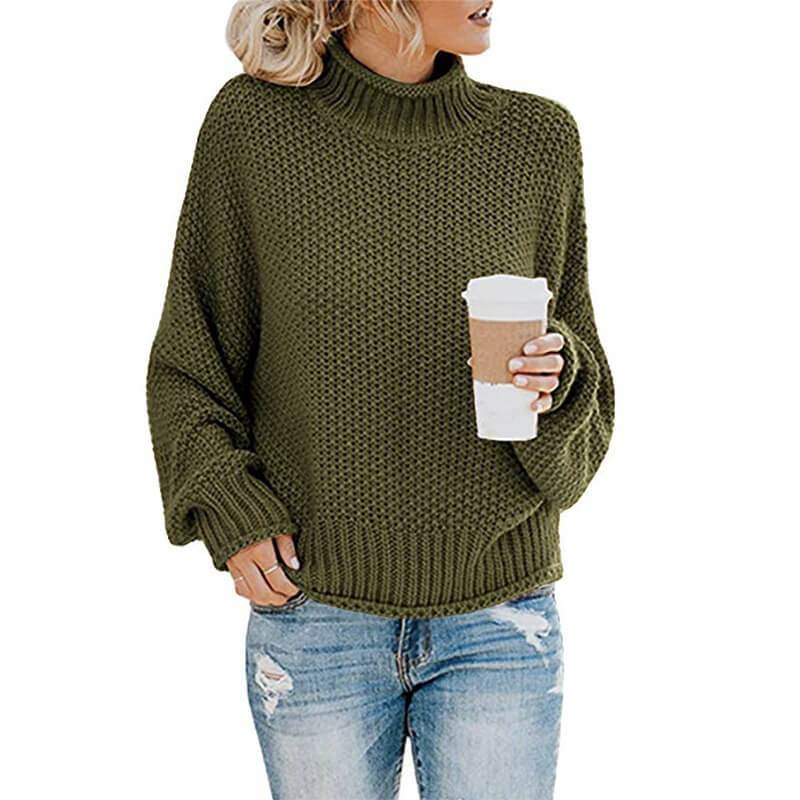 Ugly Sweater Plus Size - navy green color