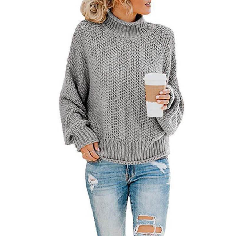 Ugly Sweater Plus Size - gray color