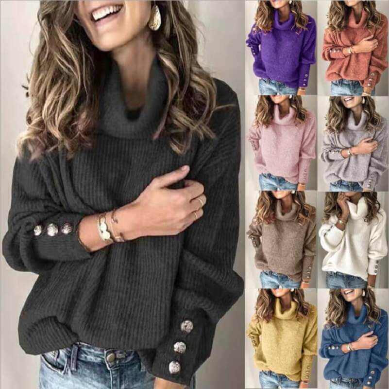 Plus Size Sweater - main picture