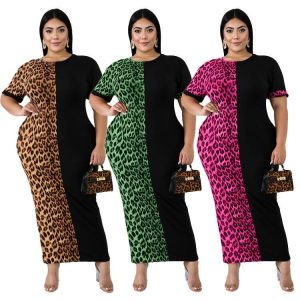Plus Size Formal Dresses & Gowns - three colors