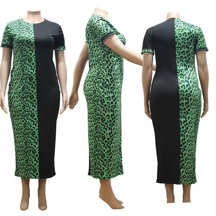 Plus Size Formal Dresses & Gowns - green colors