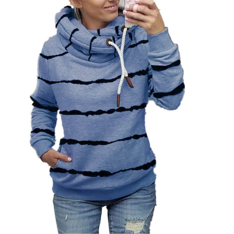 Plus Size Superhero Shirt - blue color