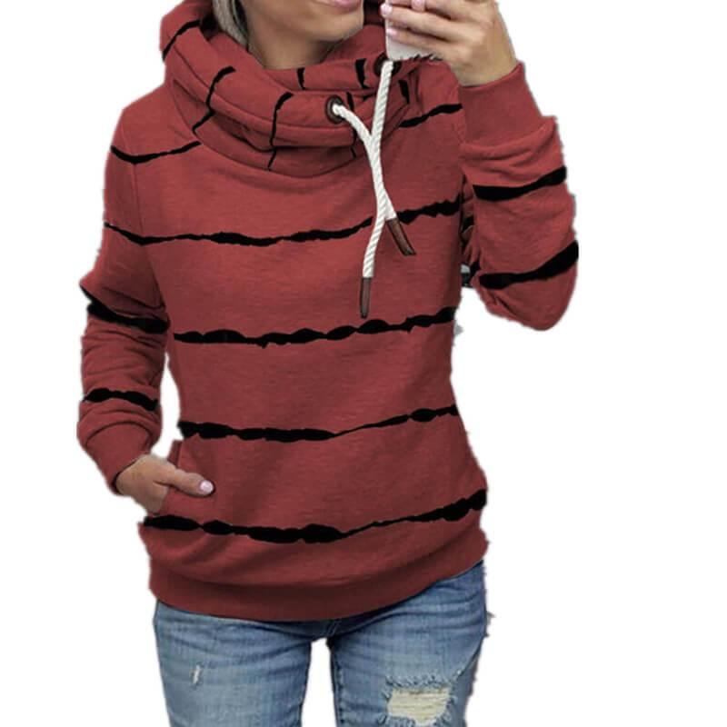 Plus Size Superhero Shirt - red color