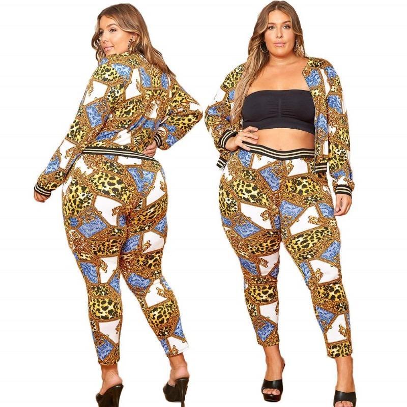 Wholesale Plus Size Clothing 4x 5x 6x - Plus Size Sets   Chic Lover