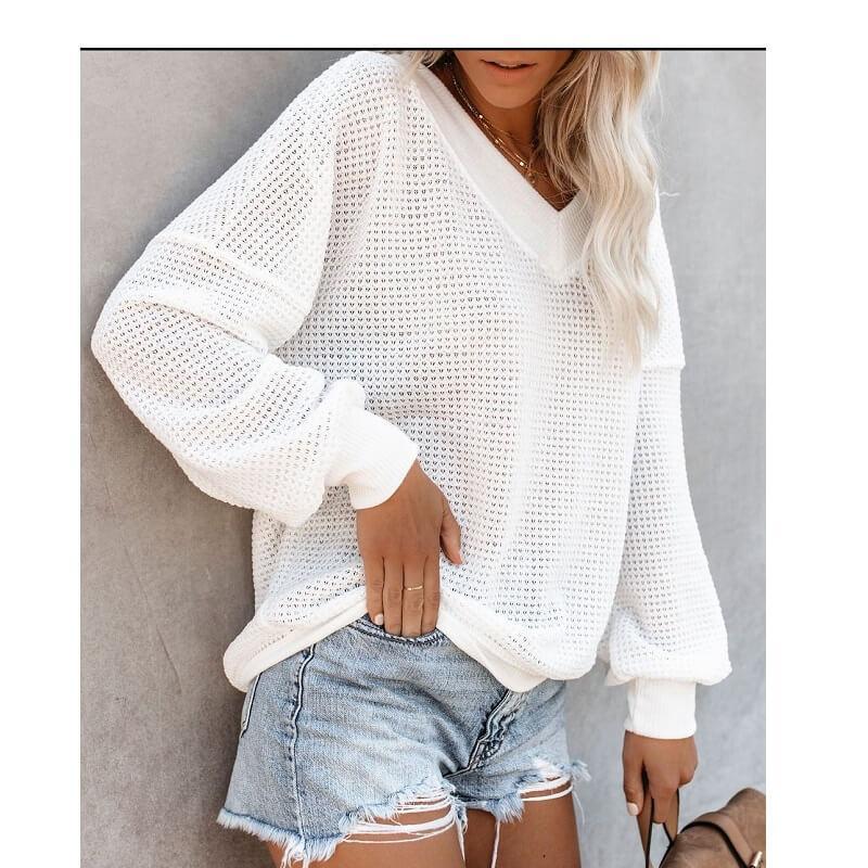 Plus Size Black Tee Shirt - white color