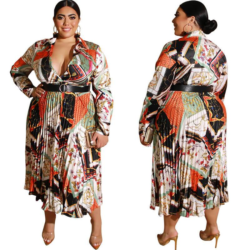 Plus Size Homecoming Dresses - multi colors