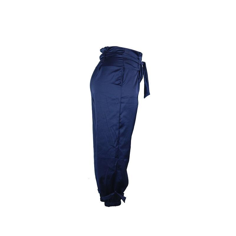 Plus Size Baggy Jeans - blue right