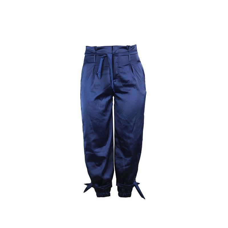 Plus Size Baggy Jeans - blue positive