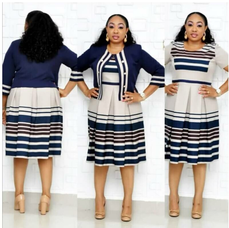 Plus Size Skirt Sets - main picture
