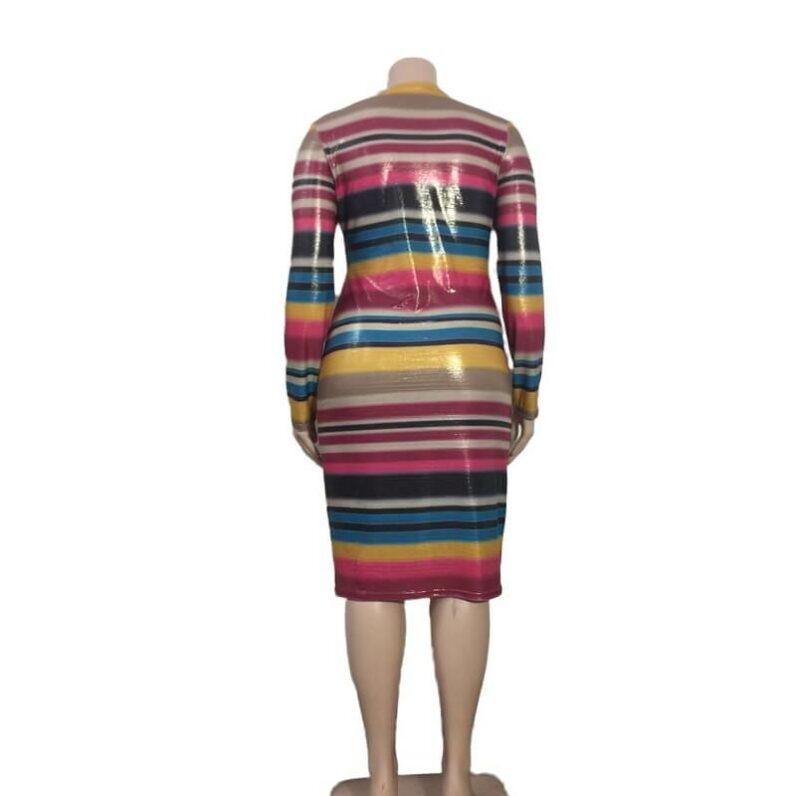 Cheap Plus Size Maxi Dresses Under 20 - colorful color