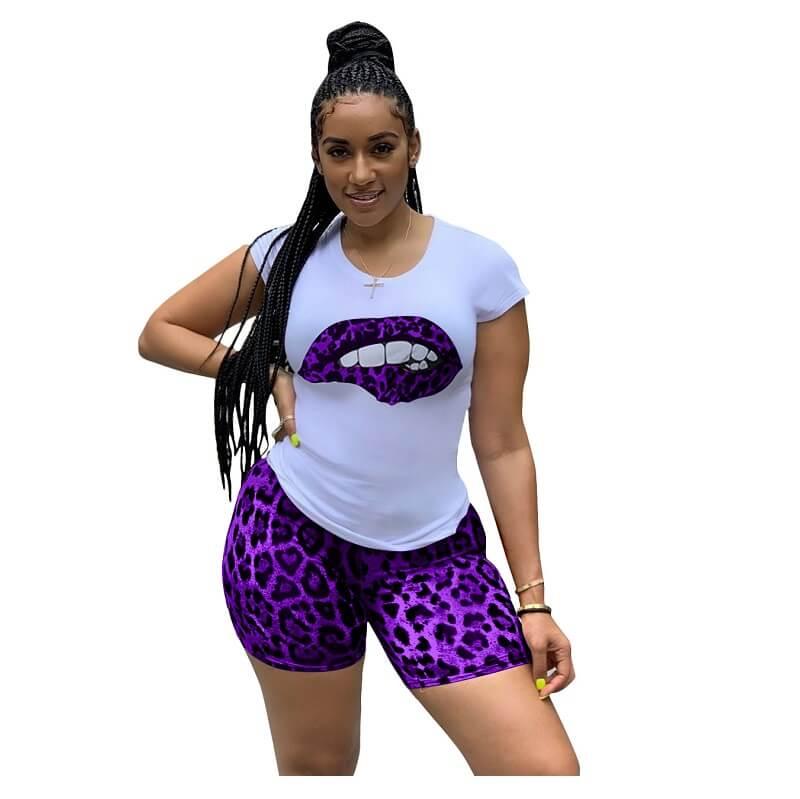 PlusSizeTracksuitLipsMatchingSets-purplecolor