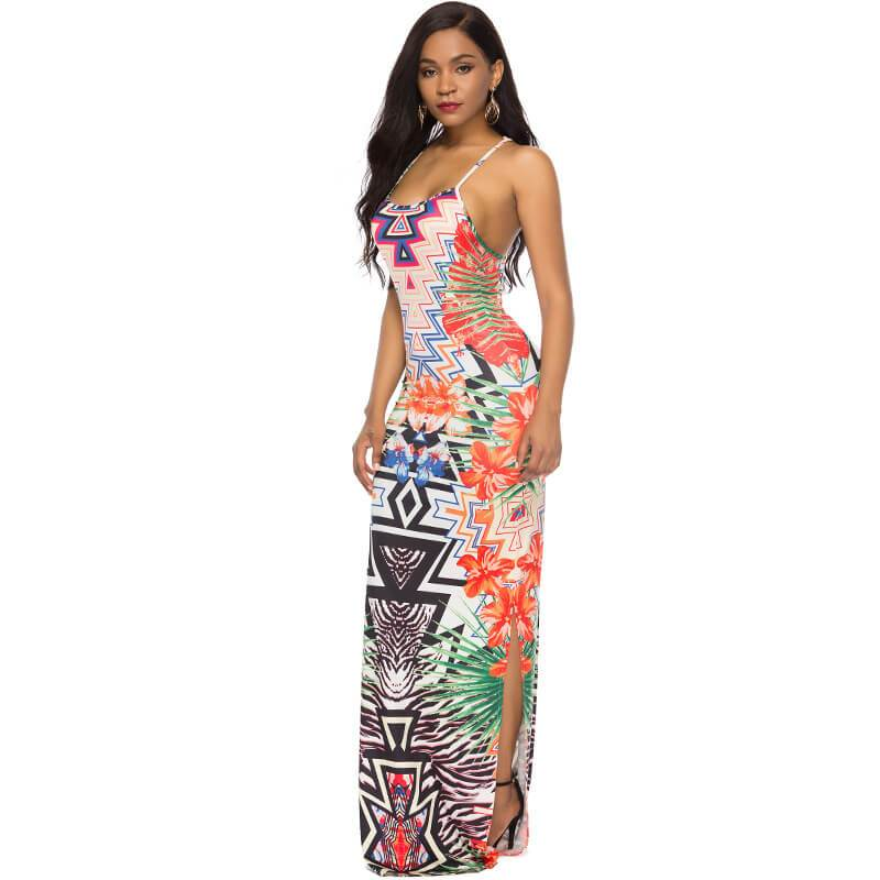 Printed Dress - Wholesale Maxi Dress | Chic Lover