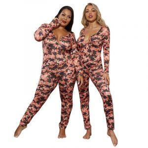 Plus Size Cami Jumpsuit - main picture
