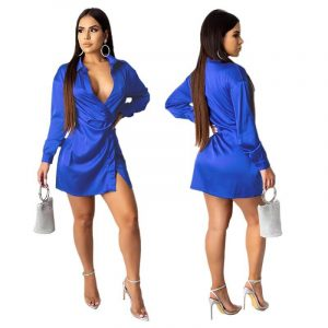 Blue Dresses for Women - main picture