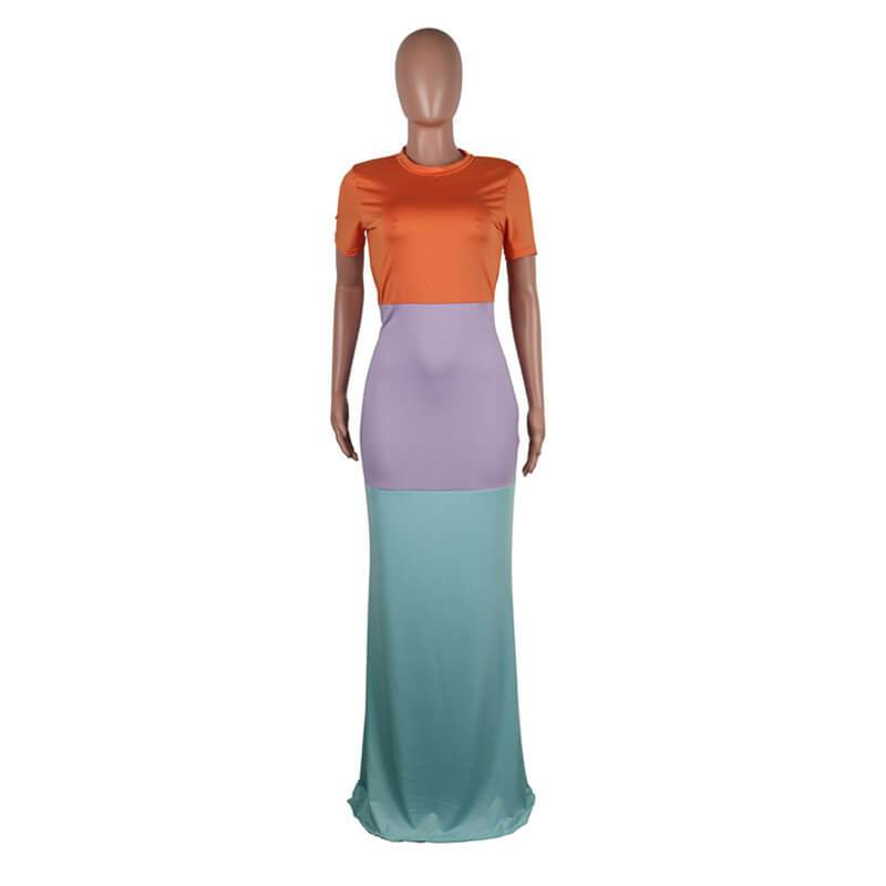 Casual Bodycon Dress - front view