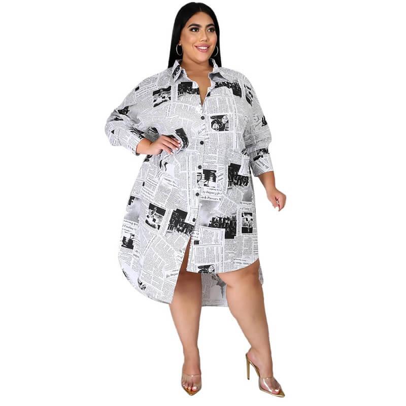 Plus Size Formal Dresses Cheap - white positive