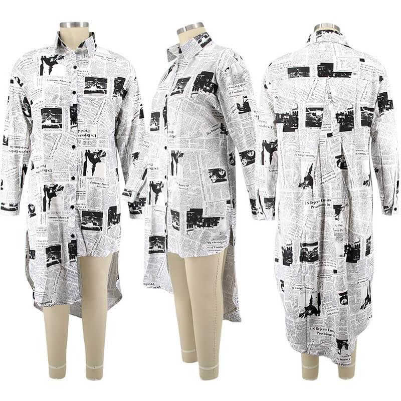 Plus Size Formal Dresses Cheap - white model picture