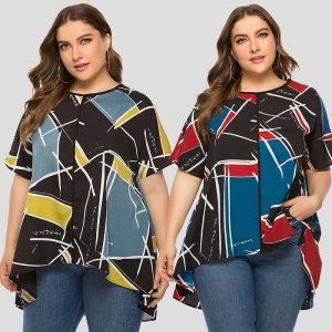 Friends T Shirt Plus Size - main picture