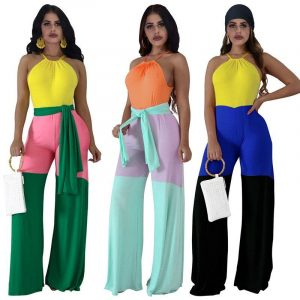 Lounge Jumpsuit Womens - main picture