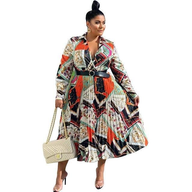 Plus Size Homecoming Dresses - multi positive