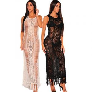 Smocked Maxi Dress - Wholesale Sexy Dress | Chic Lover