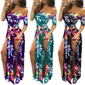 Floral Print Dresses - main picture