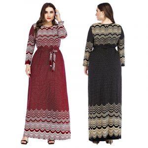 Plus Size Sheath Dress - main picture