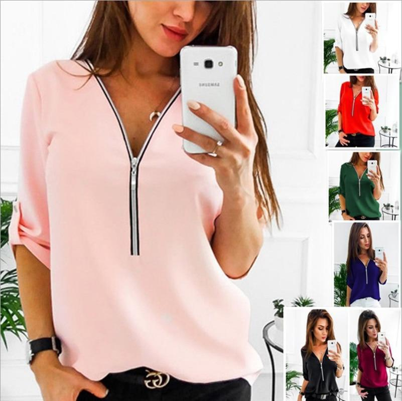 Plus Size Pink T Shirt - main picture