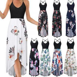 Plus Size Tropical Dresses - main picture