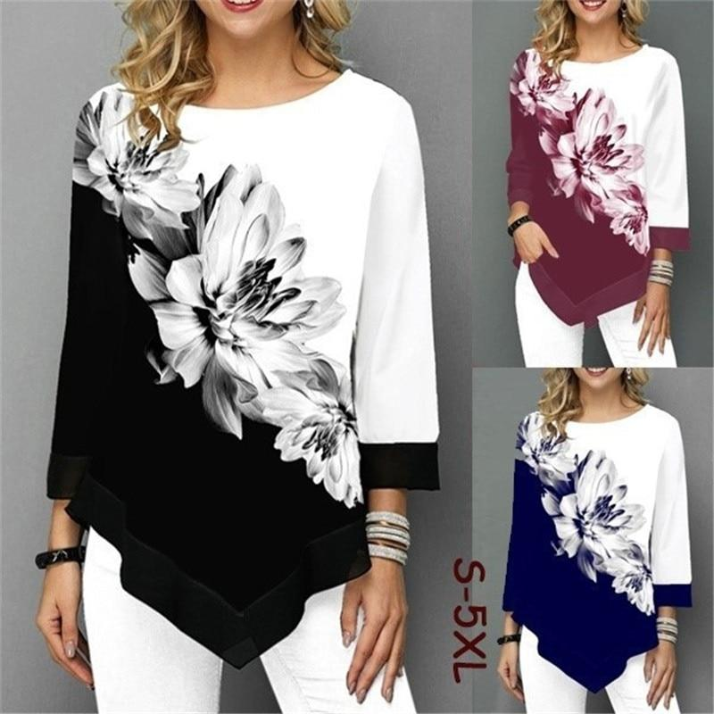 Plus Size Oversized T Shirt - main picture