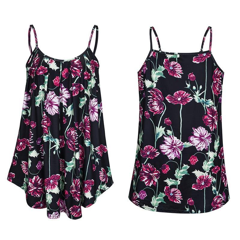 Oversized Plus Size S-6XL Ladies Shirt