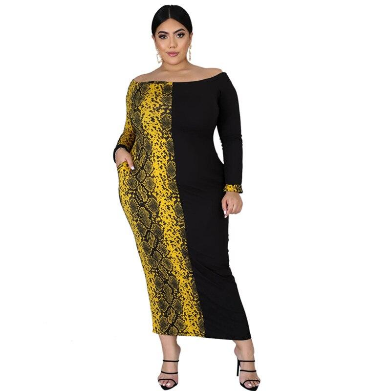 Plus Size Formal Dresses Under 100 - yellow main picture