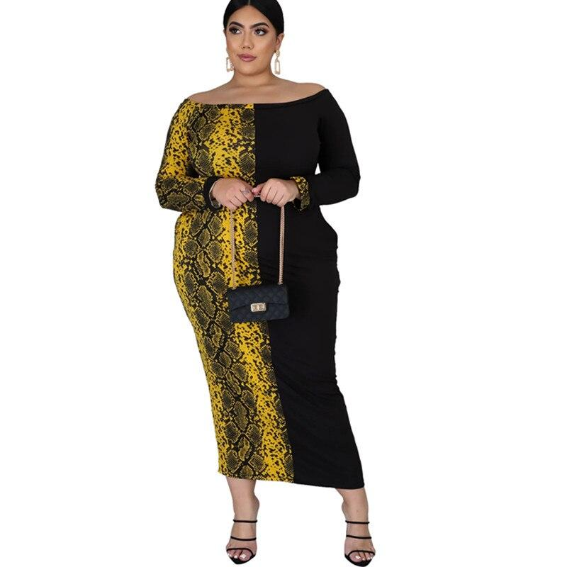 Plus Size Formal Dresses Under 100 - yellow whole body