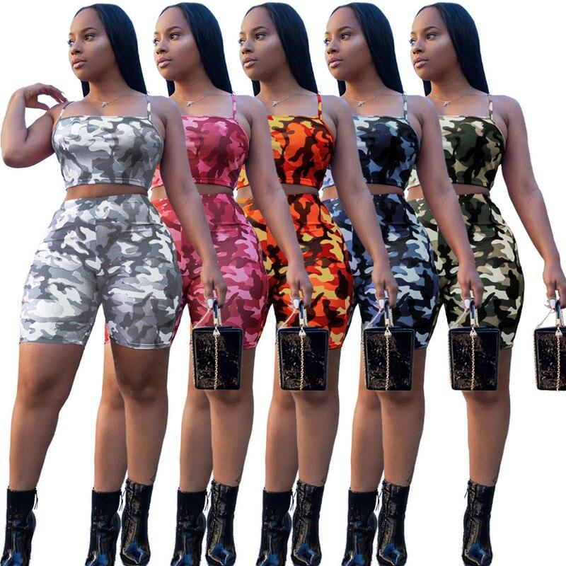 Two-piece Camouflage Set - main picture