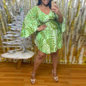 Ladies Plus Size Beach Dresses